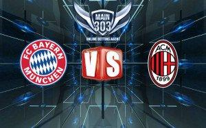 Prediksi Bayern Munchen vs AC Milan 5 Agustus 2015 Audi Cup
