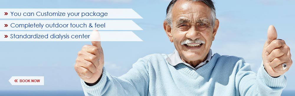 Kindney dialysis Companies In India
