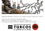 Exposition Turcos // galerie Bleus etOriginaux