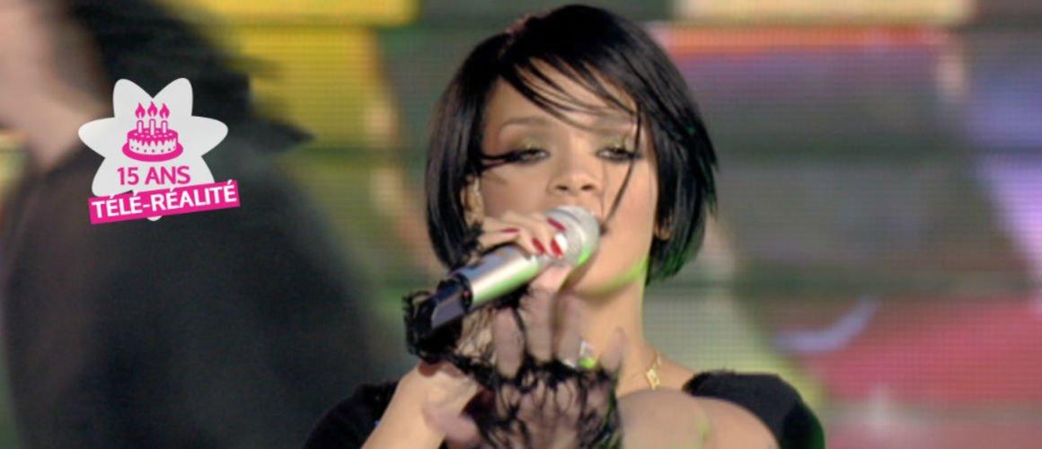 Nostalgie : face à une Rihanna divine, les profs de la Star Academy 7 se déchaînent. Et Céline Dion aussi ! (VIDEO)