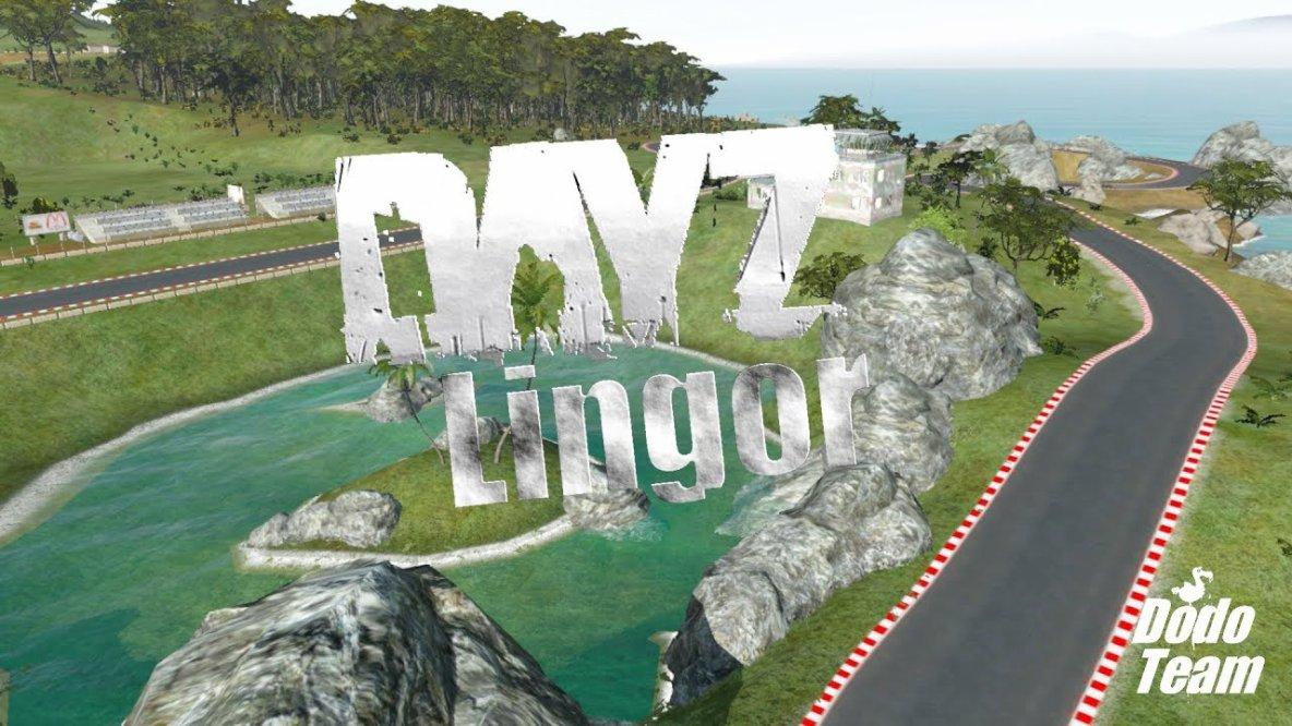 DayZ Lingor - Rennstrecke