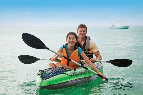 Backwater Safari - Inflatable Kayak