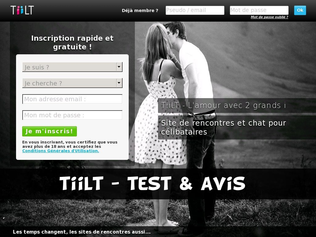 Tiilt - Test & Avis