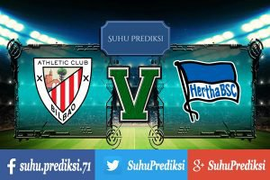 Prediksi Bola Athletic Bilbao Vs Hertha BSC 24 November 2017