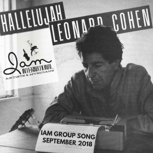 Leonard Cohen - Hallelujah | September Group Song #GroupSong #IAM