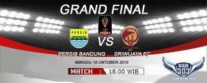 Prediksi Persib vs Sriwijaya 18 Oktober 2015