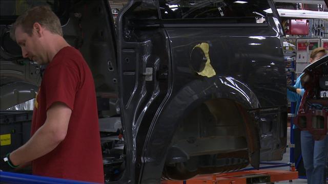Industrie de l'automobile au Canada: Windsor de retour en tête de peloton