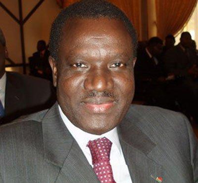 Kadré Désiré Ouédraogo, président de la Commission de la Cédéao