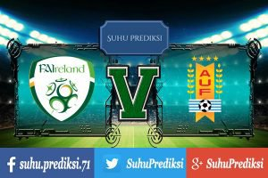 Prediksi Bola Republik Irlandia Vs Uruguay 5 Juni 2017