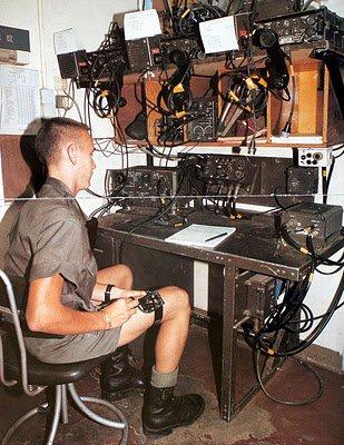F5IRO Freddy : Tranceivers militaires