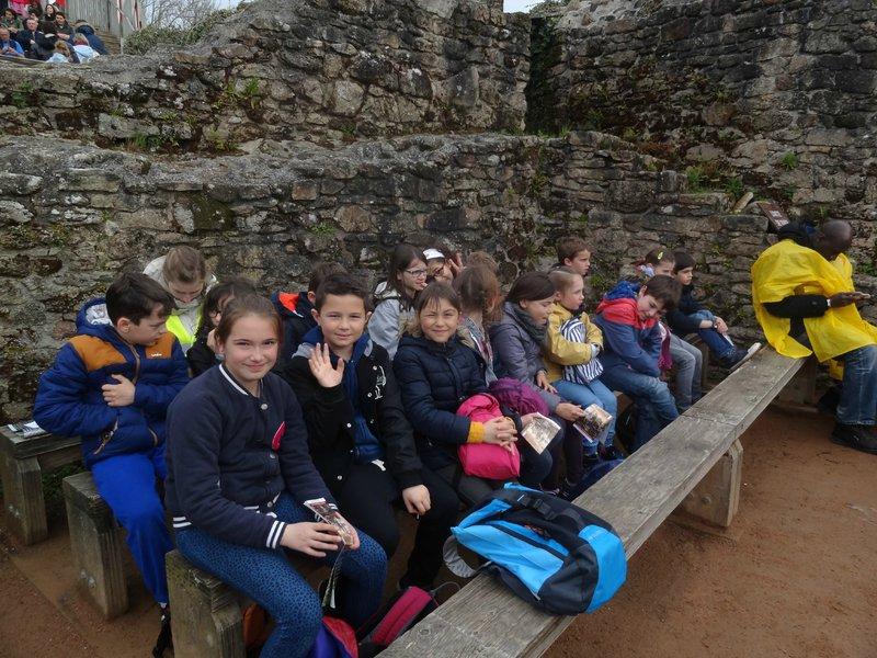Retour sur la sortie au Puy du Fou - Blog de l'Accueil de loisirs de St Sylvain d'Anjou