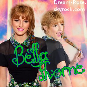 Toute l'actualité de la jeune Bella Thorne ici !