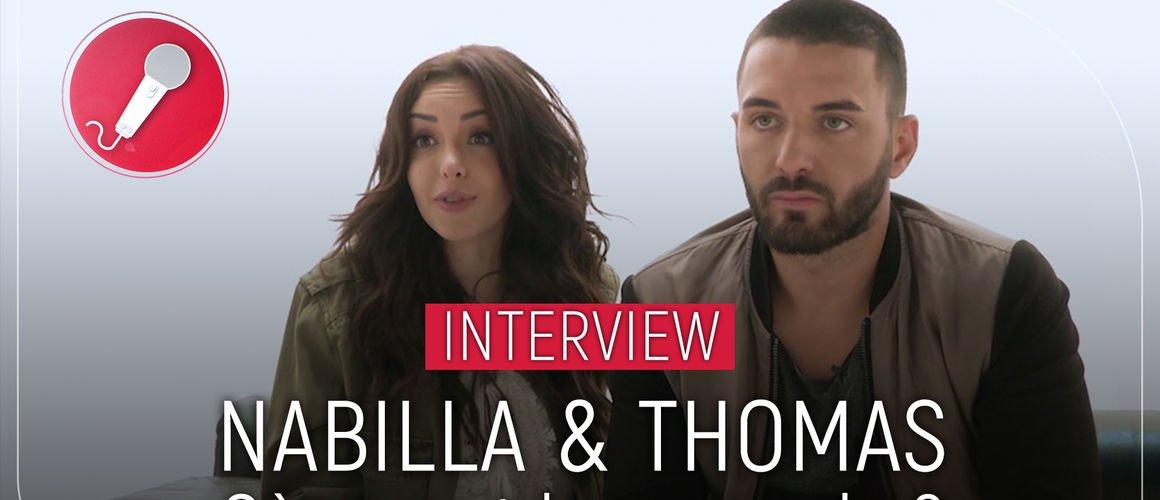 """Nabilla et Thomas : """"Notre couple est très solide"""""""