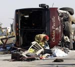 Report: Fatigue probably played role in bus crash