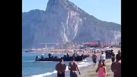 ESPAGNE (Campo de Gibraltar): rien n'a changé en 30 ans…