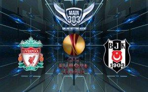 Prediksi Liverpool vs Besiktas 20 Februari 2015 UEFA Europa
