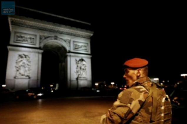 Paris. Attentat sur les Champs-Élysées : ce que l'on sait