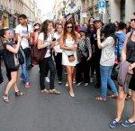 Nina agréssée à Paris !!!!!!