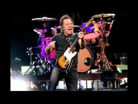 Bruce Springsteen - Radio Nowhere (par luigi stephensen)