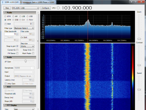 Configurer le logiciel SDR Sharp pour clé USB TNT RTL-SDR (RTL2832)   Passion Radio 2.0