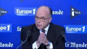 """Bernard Cazeneuve : """"Nous sommes face à un terrorisme d'accès libre"""" (1/3) - Le Grand Rendez-vous"""