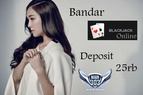 Bandar Blackjack Online Deposit 25rb