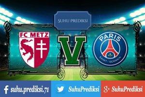 Prediksi Bola Metz Vs PSG 18 April 2017