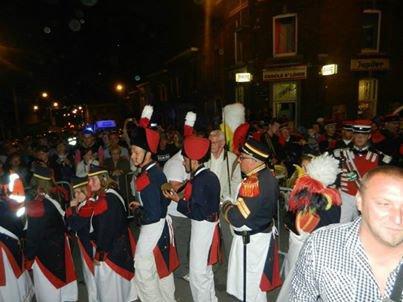MARCINELLE- Incidents à la Marche Saint-Louis - Sudinfo Charleroi