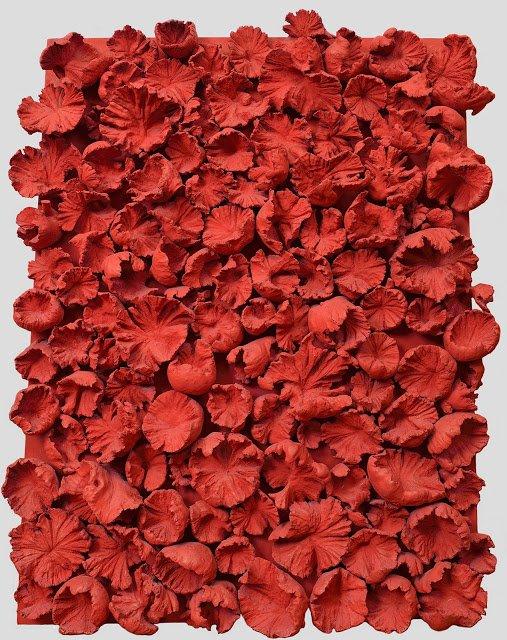 Exposition Art Blog: Frans Krajcberg - Environmental activist, Sculptor and Brazilian Painter