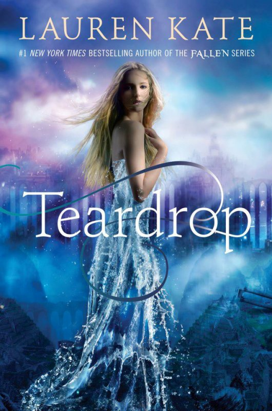 Trailer : TEARDROP T.1 de Lauren Kate