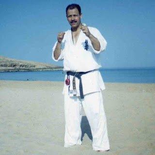 قصة وجود كيوكوشن كراتي في الجزائر | Kyokushin Karate Oran, Algeria