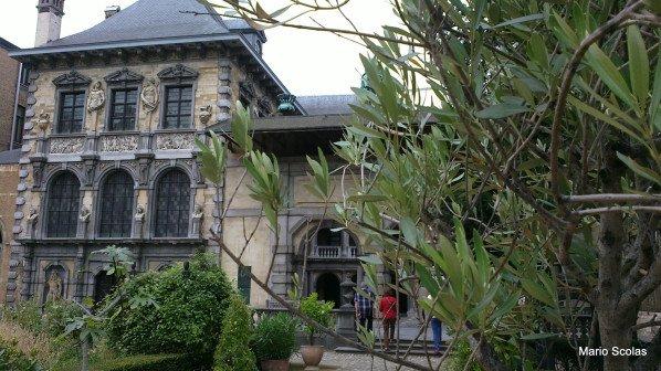 La maison de Pierre Paul Rubens à Anvers