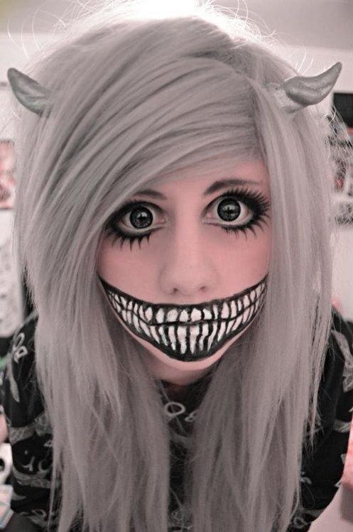 Les 10 meilleurs maquillages de Halloween