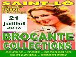 """Annonce """"St-Lô - 21 juillet 2013, couture-accessoires-vide greniers"""""""