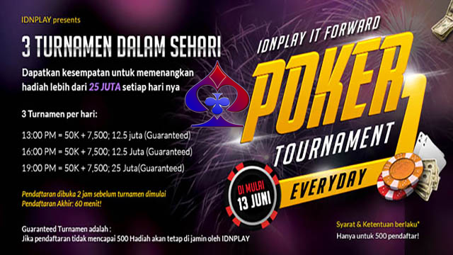 Event Turnamen Poker Online Di Indonesia