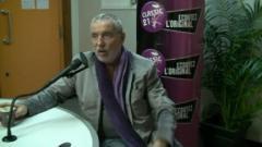 Interview vidéo de Bernard Lavilliers part 1 du 19 Novembre 2010, Lunch around the clock : RTBF Vidéo