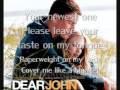dear jhon