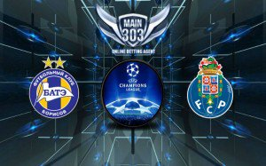 Prediksi Bate vs Porto 26 November 2014 UEFA Champions League