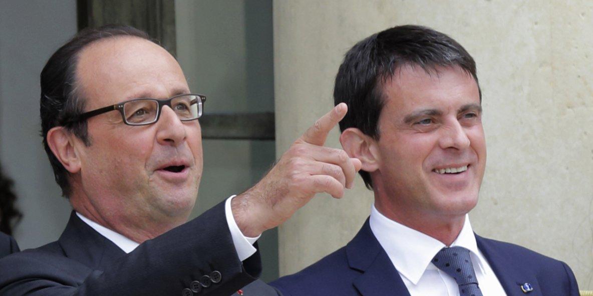 Le président de la République incarne la France, le Premier ministre incarne une politique.