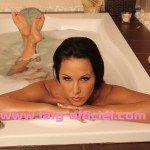 Séance photo dans ma baignoire | Laly site officiel