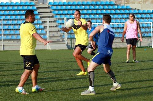 Les rugbymen treizistes reprennent l'entraînement à Toulon
