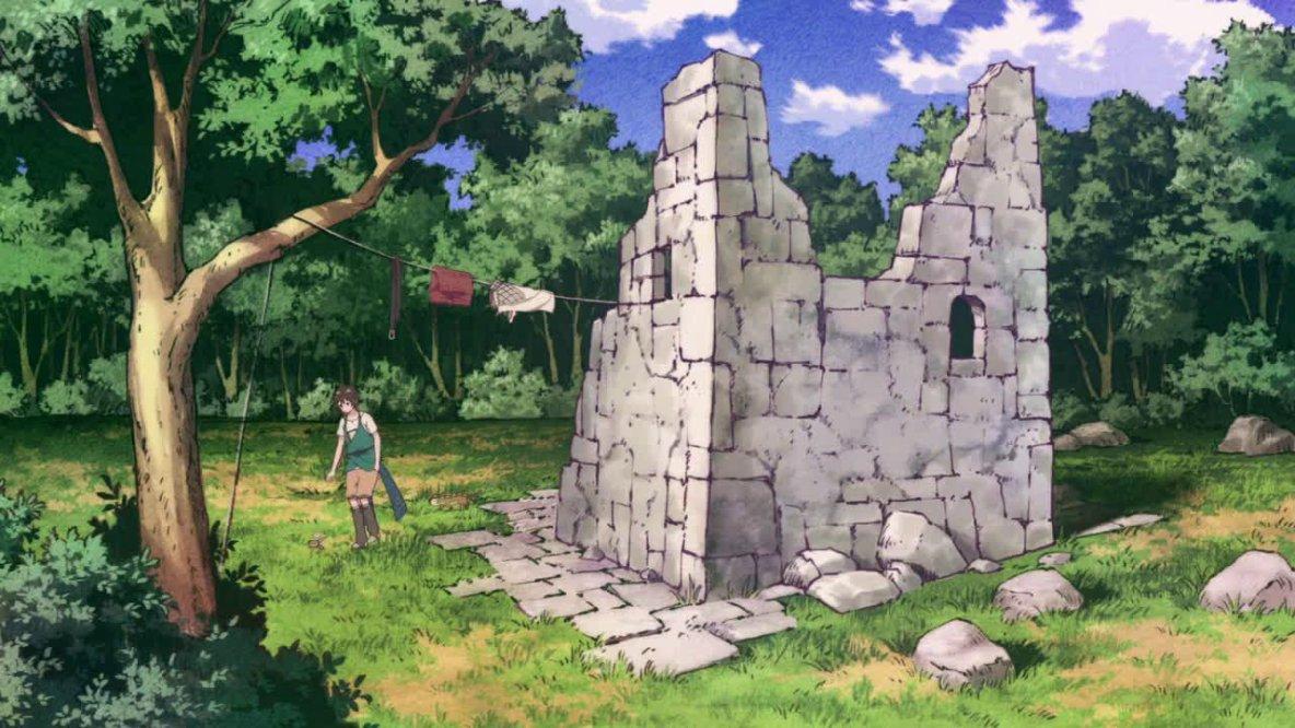 Kujira no Kora wa Sajou ni Utau - Episode 1 VOSTFR