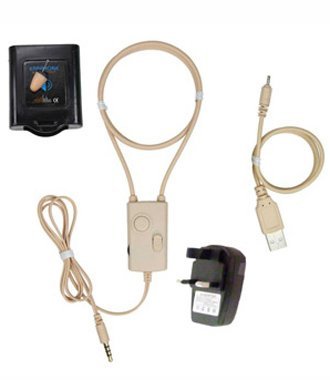 Spy Bluetooth Neckloop Earpiece Set - 9650923110