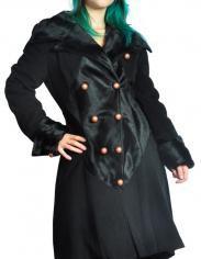 L'indien Boutique Manteaux & vestes femmes : Manteau vooabox 09v370