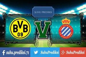 Prediksi Bola Borussia Dortmund Vs Espanyol 29 Juli 2017