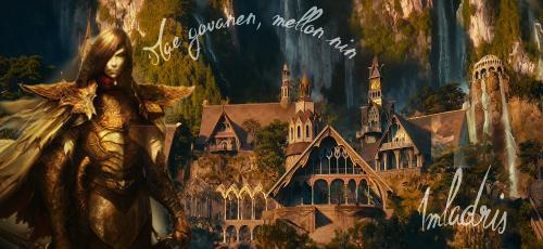 Rpg Tolkien imladris