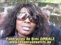 Funérailles de Andre Bimi Ombale Mwana Wabi...