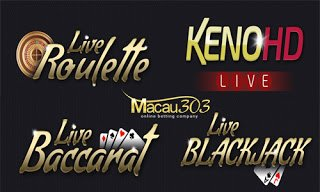 IDN SPORTSBOOK MACAU303: 5 Tips Jitu Bermain Game Judi Live Dealer Casino Online