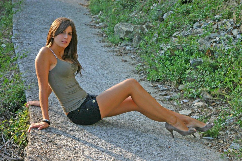 Sara Vicale, model, Miss Italia 2013 finalist