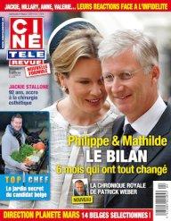 Exclusif/Line Renaud en tournage à Bruxelles